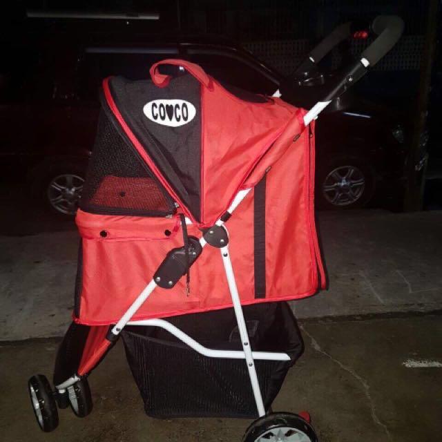 Imported Dog Stroller