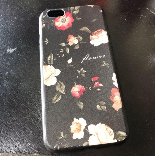 Iphone6 6s 4.7吋手機殼 軟殼 雕花