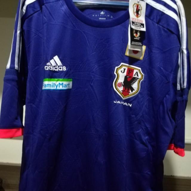 6a87706c8 Japan National Football Team 2014 15 Original Jersey