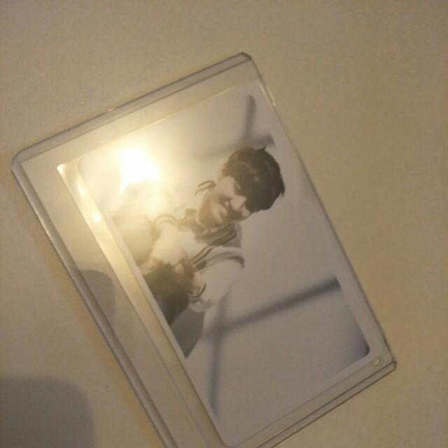Jhope sla photocard rare kpop