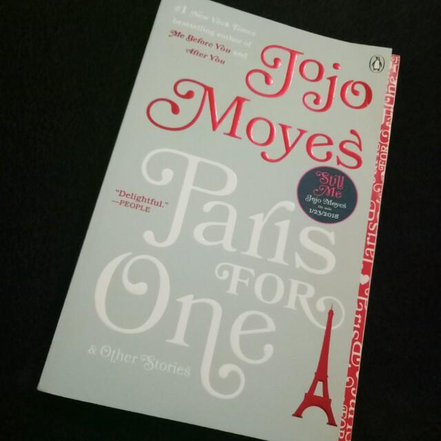 Jojo Moyes: Paris for One
