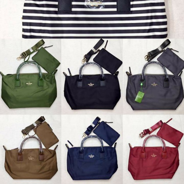 KATE SPADE 2 IN 1 bag with sling