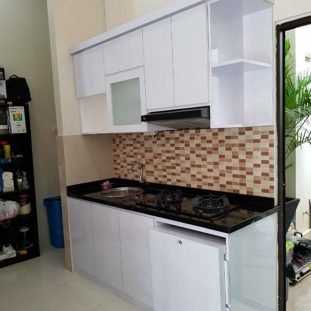 kitchen set minimalis referensi 35402 rumah aksen id home rh id carousell com kitchen set minimalis 2019 kitchen set minimalis bandung