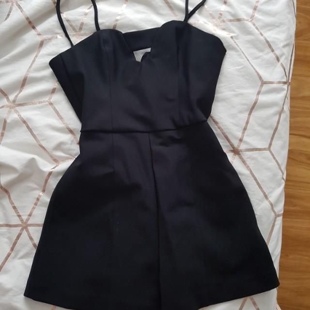 Kookai black jumpsuit
