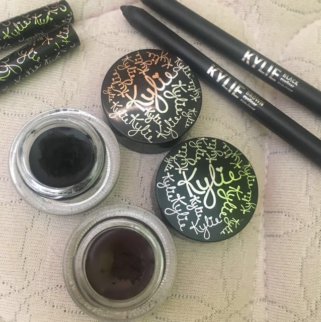 Kylie Cosmetics Brown and Black KYLINER