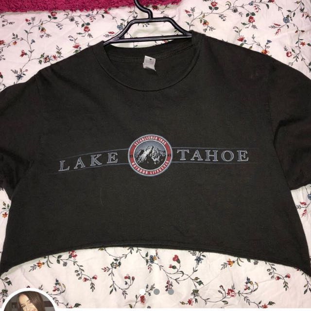 Lake Tahoe Crop