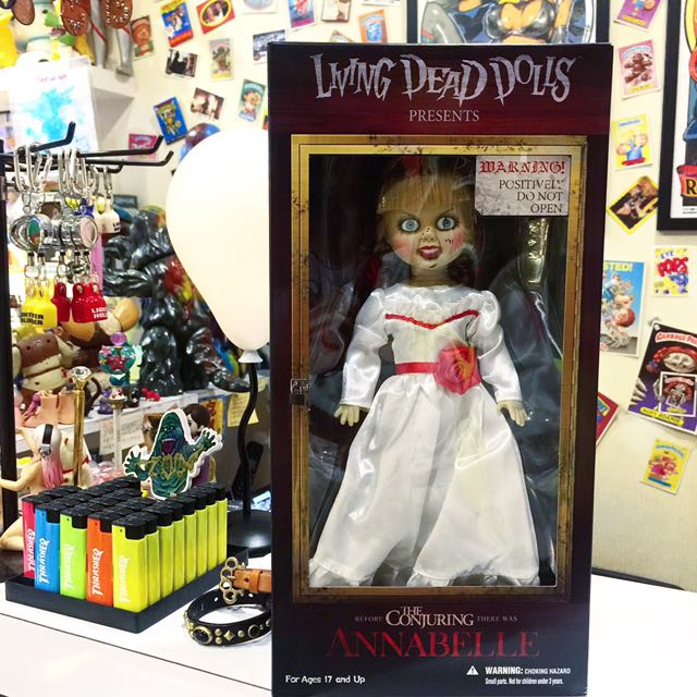 LDD 安娜貝爾活死人娃娃