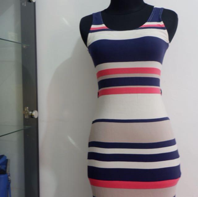 Long dress new look