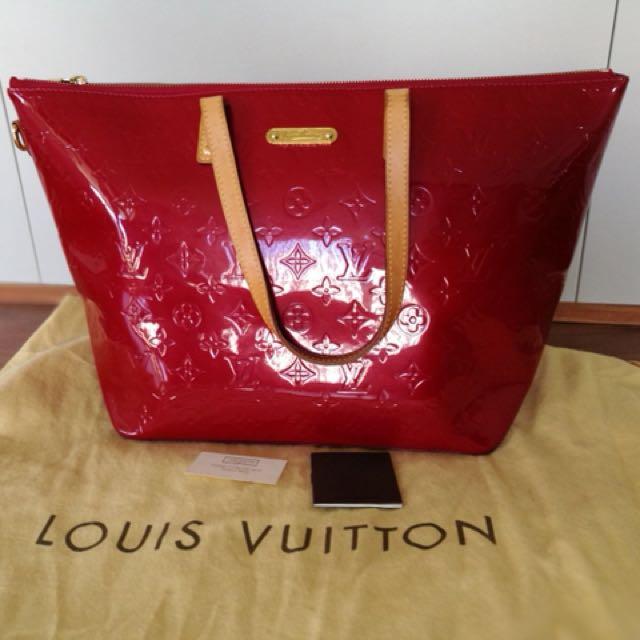 Louis Vuitton Vernis Bellevue GM