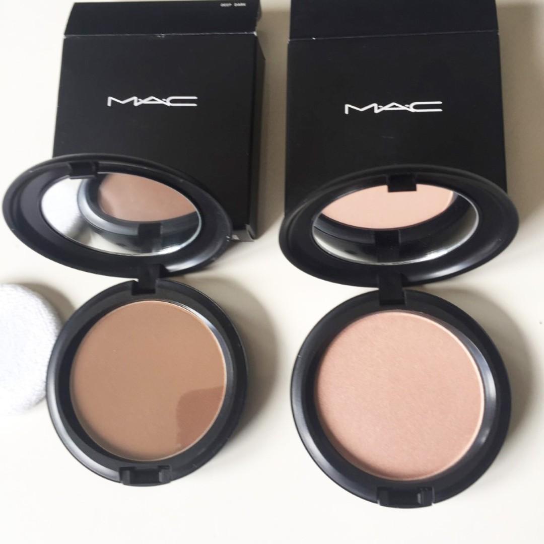 MAC Blot Powder and MAC Iridescent Powder (Brand New)