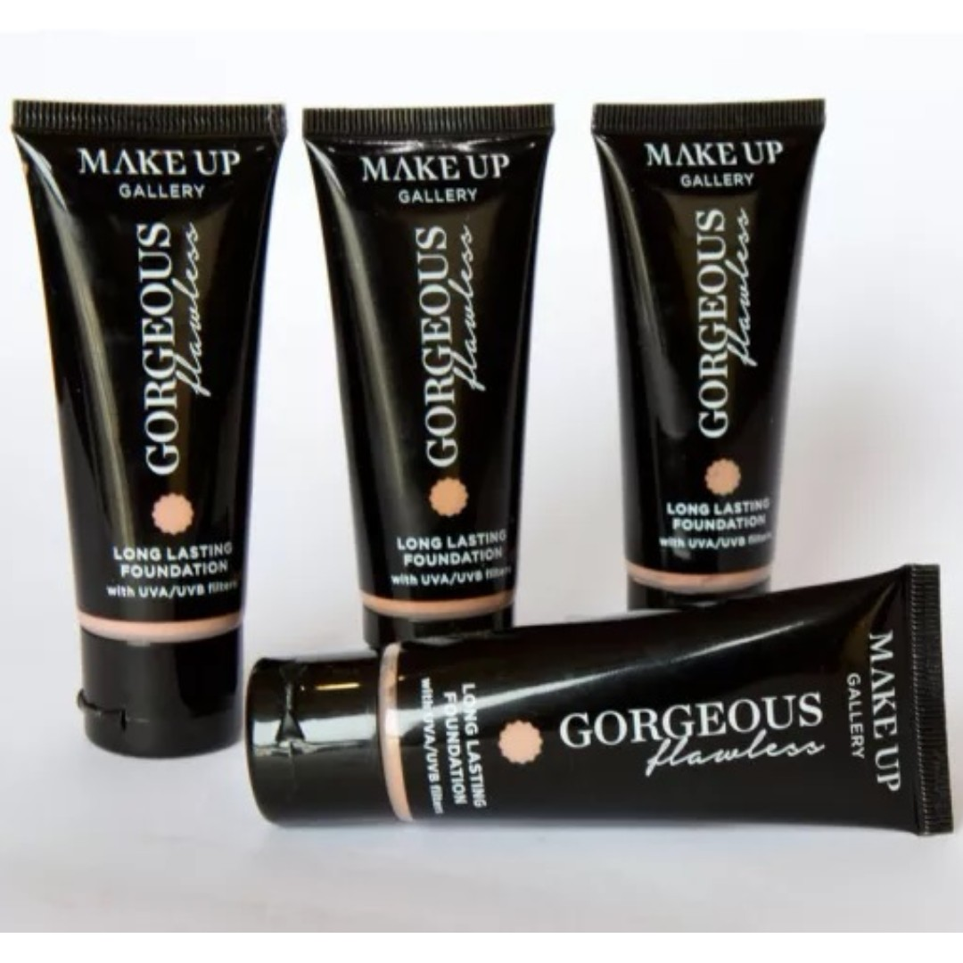 Gallery Gorgeous Flawless Foundation