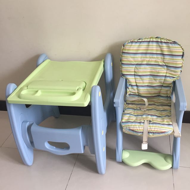 Mamalove 2 in 1 high chair