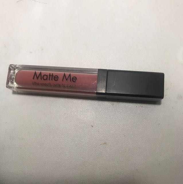 matte me lipstick