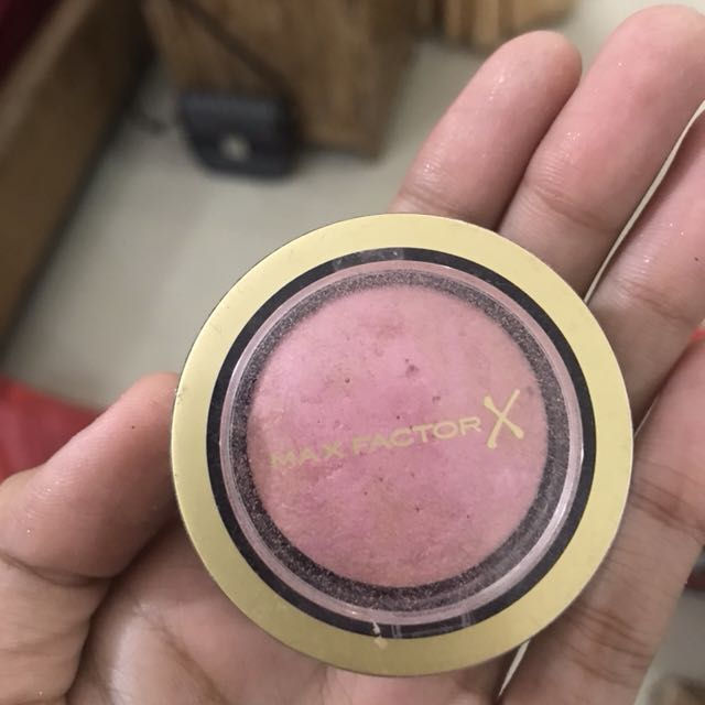 Max factor blush on