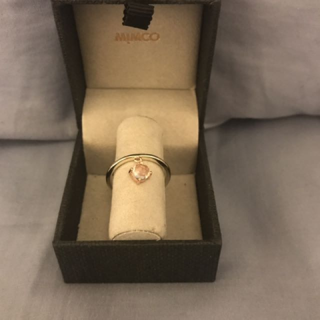 Mimco - her true north ring