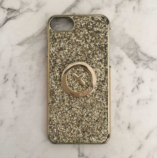 Mimco Gold iPhone 6 Case