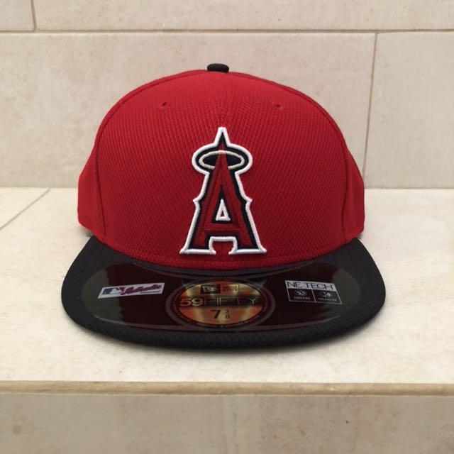 New Era Los Angeles Angels Cap