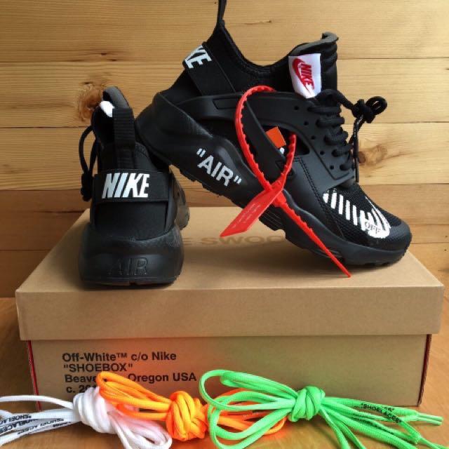595a73e8a14db Nike Huarache Off White