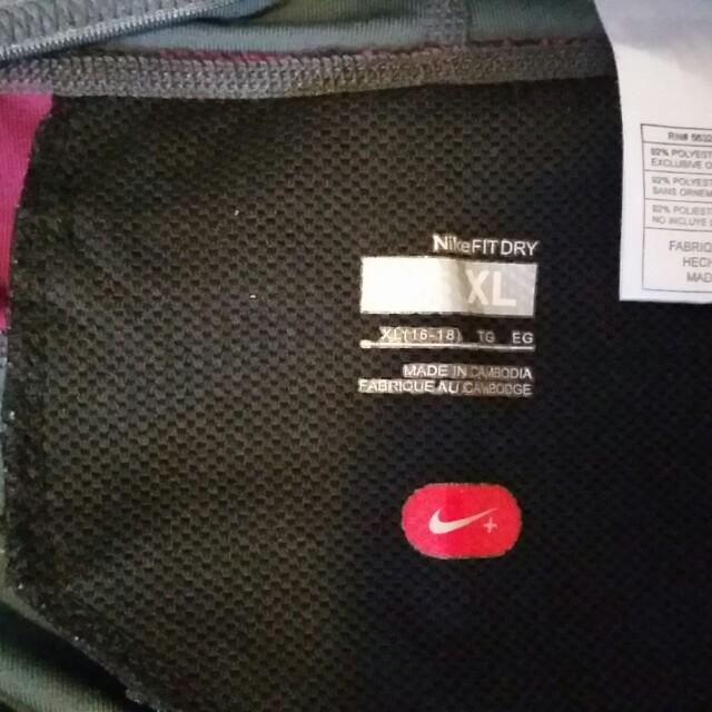 Nike running shorts women's size XLarge