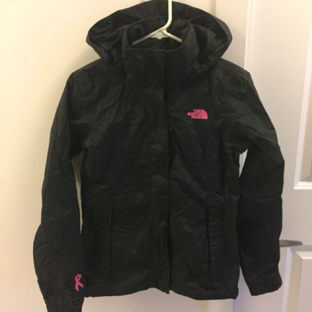 North Face waterproof wind proof jacket