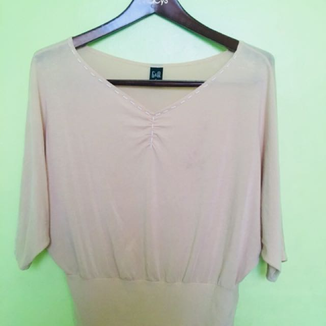 Nude G&Q Basic Top