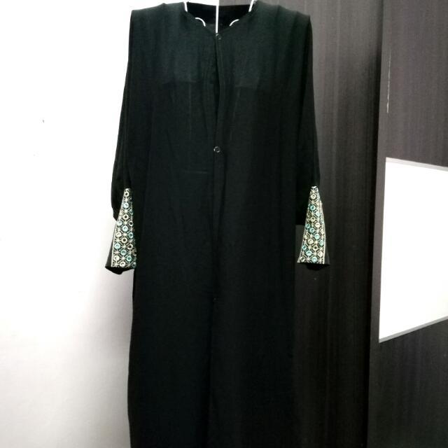 Open Abaya