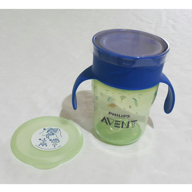 Philips Avent My Natural Drinking Cup, 9oz