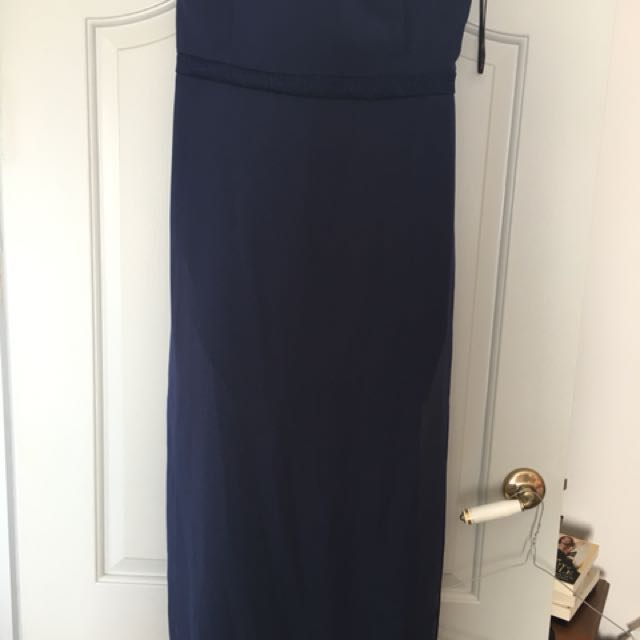 Pilgrim navy dress
