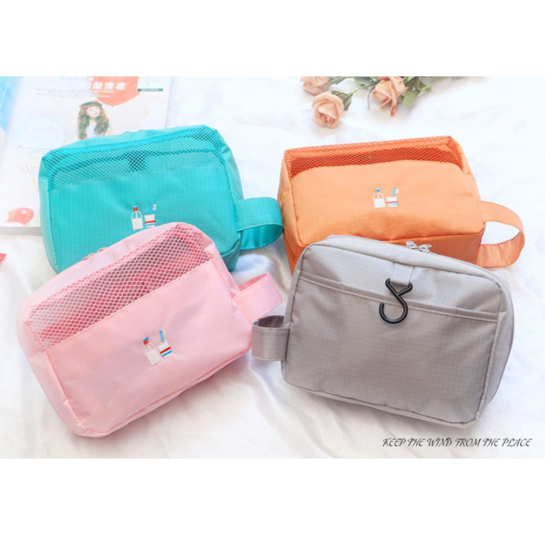 Portable Travel Toiletry Cosmetic Storage Bag B13906