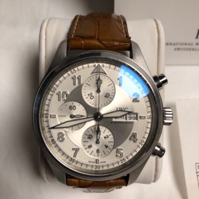 Pre Owned IWC Spitfire 371702