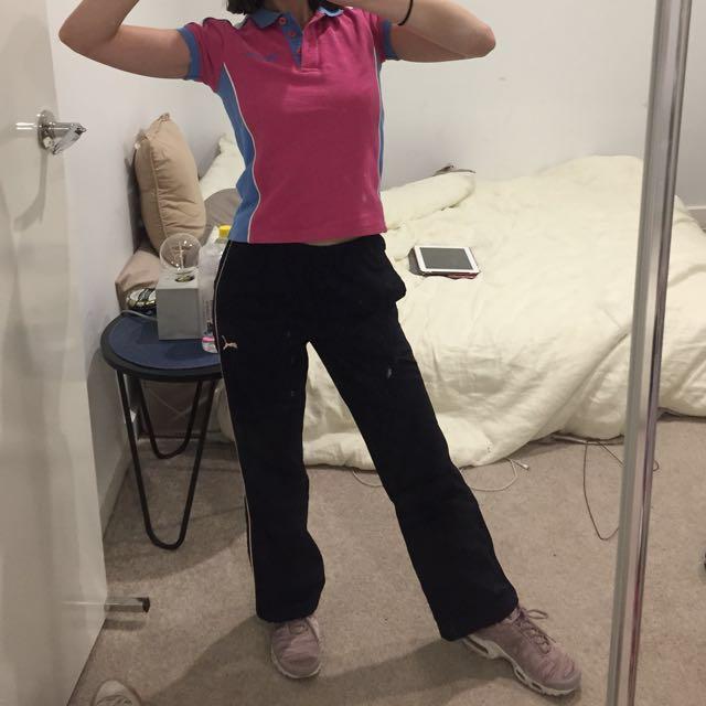 Puma + Wrangler Full outfit