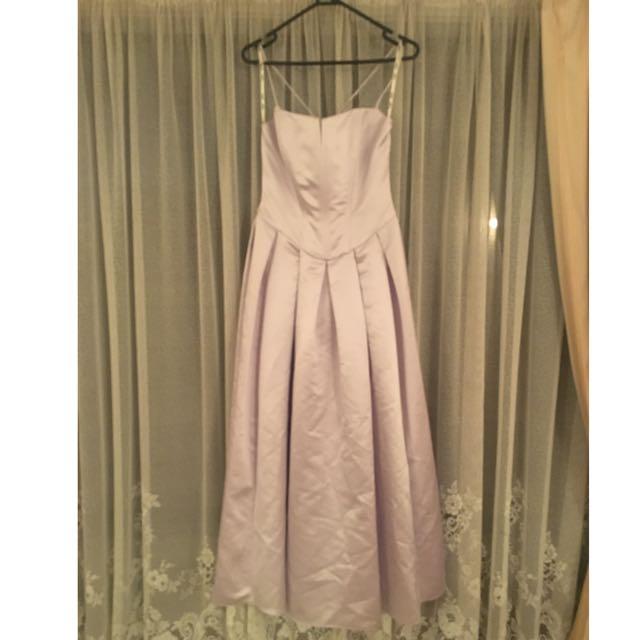 Purple Ball/Formal Dress