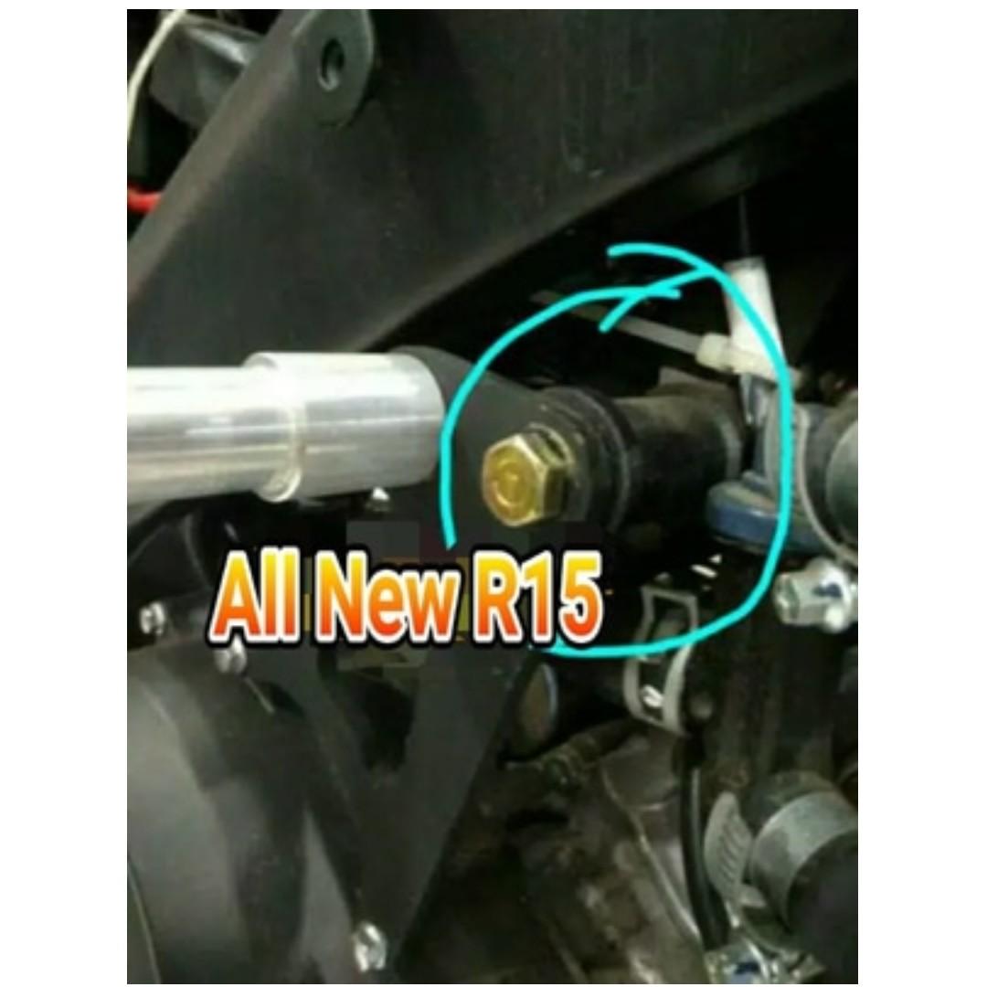 [R15 V3] Frame Slider For Yamaha R15 V3