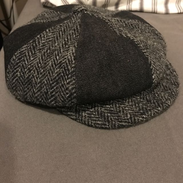 Remix報童帽