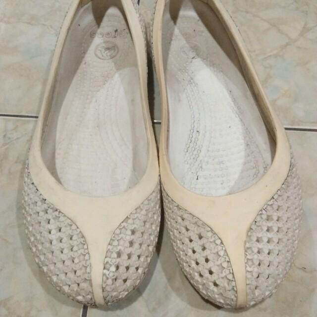 Sepatu crocs ori