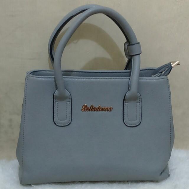 Tas Belladona grey