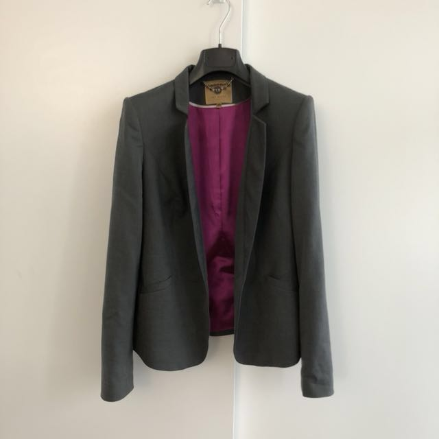 Ted Baker Grey Blazer