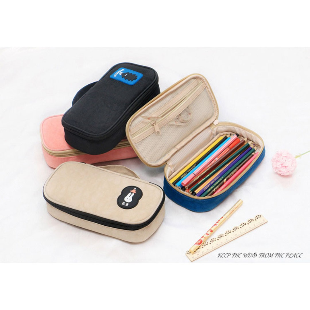 Travel Multi-Purpose Storage Bag Digital Cosmetic Stationery Pouch B13904