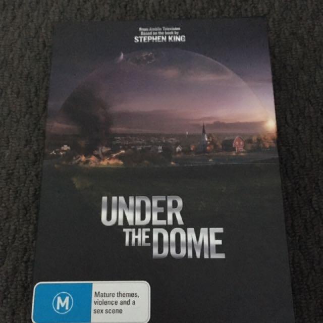 Under the dome season 1