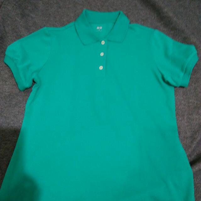 UNIQLO Women's Pique Polo Shirt