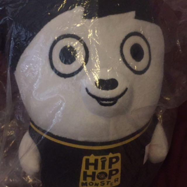 Unofficial BTS hip hop monster JungKook plushie