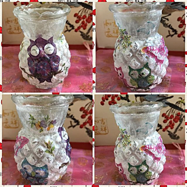Upcycling Turn Your Glass Bottle Into Beautiful Vase Stationery