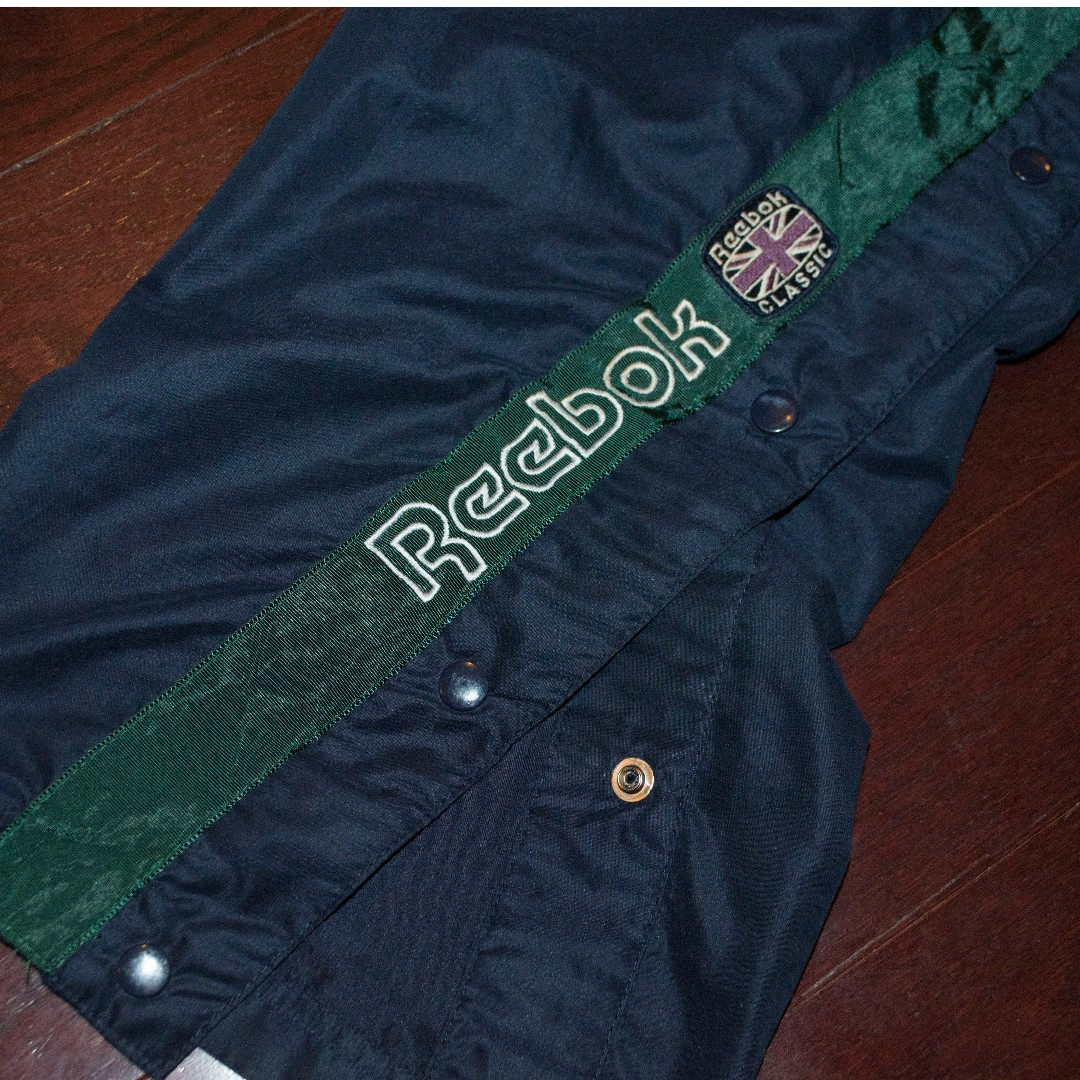 VIntage Reebok Classic Tear Away Pants