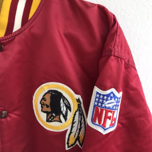 detailed look 37888 86263 Vintage Washington Redskins Varsity Jacket