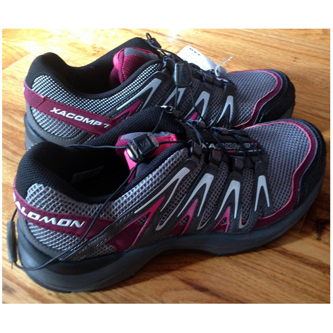 With free item! Salomon XA Comp 7 Trail Running Shoes