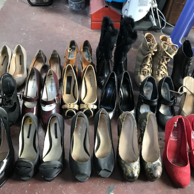 Women Heels boots tony Bianco ZU