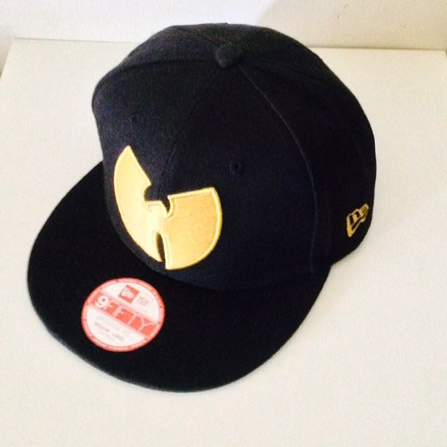Wu-Tang Clan New Era Cap 0fc293ca113