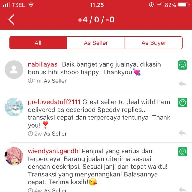 YES WE'RE TRUSTED 😝😝😝