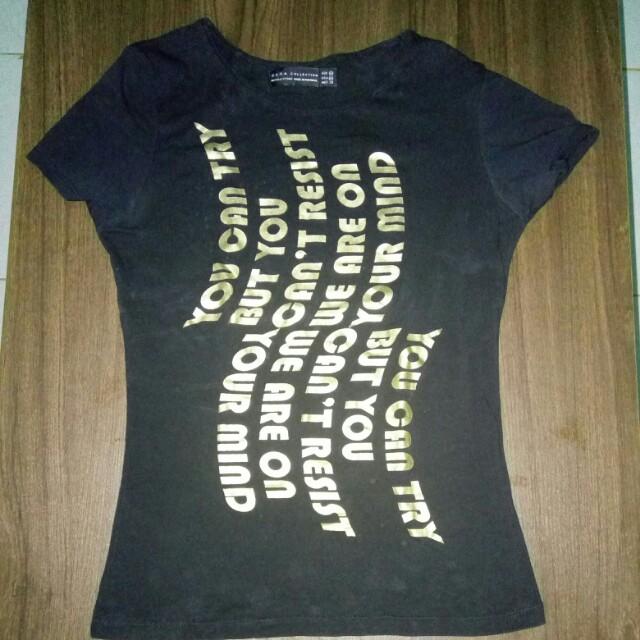 Zara Tshirt ori