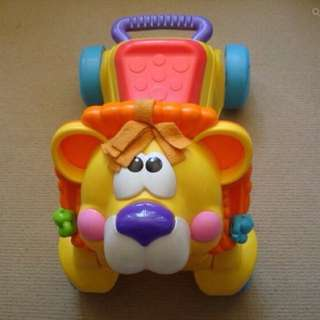Fisher Price Stride to Ride Lion